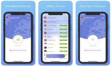 VPN 360 App